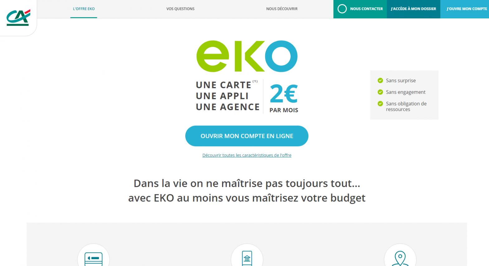 news-banque-EKO by Crédit Agricole